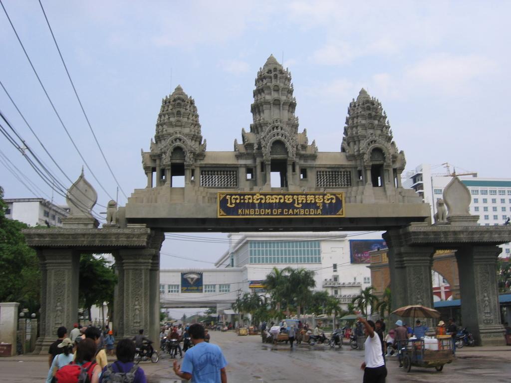 Bepergian Dari Bangkok Ke Siem Reap